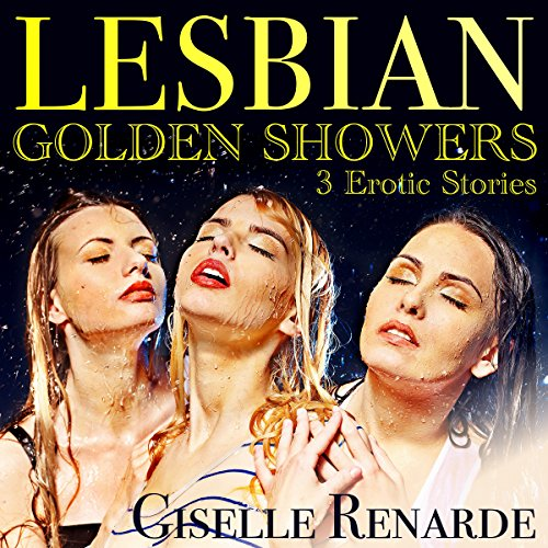 Lesbian Golden Showers audiobook cover art