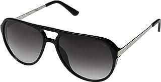 Guess Men's Black Round Sunglasses GF5050 01B 59