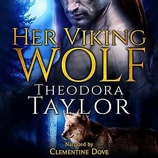 Her Viking Wolf audiobook cover art