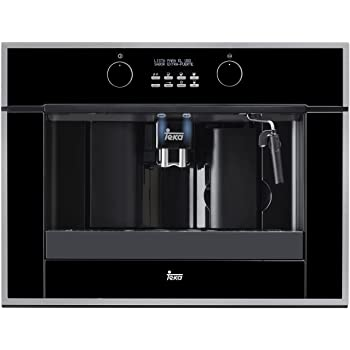 Neff C17KS61N0 - Cafetera integrable, 2,4 l, 1600 W, 19 bar, color ...
