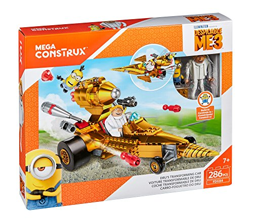 Mega Bloks  Minions Disney Veh ampiacuteculo