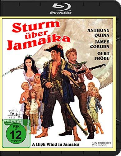 Sturm über Jamaika  (A High Wind in Jamaica) [Blu-ray]