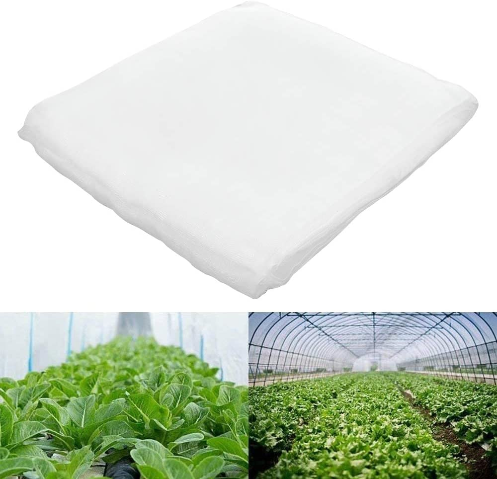 Garden Netting Mesh Plant Grow Tunnel New mail order New life Covers Fine