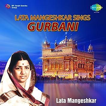 Lata Mangeshkar Sings Gurbani
