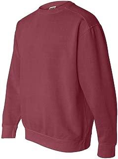 Men's Garment-Dyed Crewneck Sweatshirt