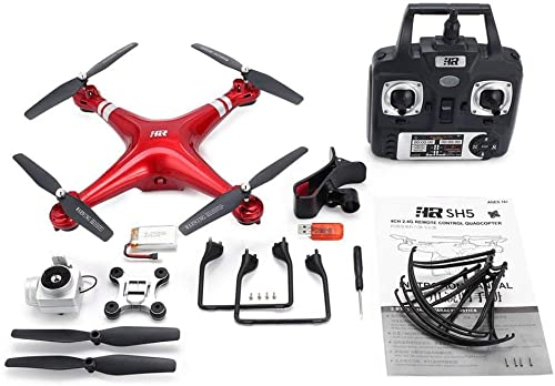 GreatWall SH5H 2.4G 720P Kamera FPV Drone Altitude Hold Headless Modus RC Quadcopter Rot