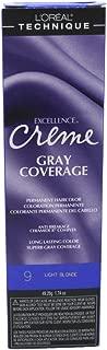 Loreal Excellence Creme Color #9 Light Blonde (6 Pack) 1.74oz