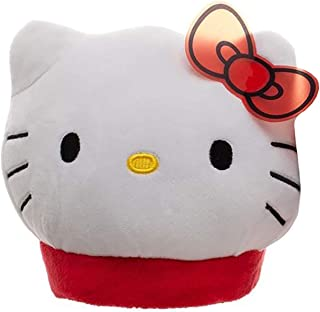 Hello Kitty - Plush Slippers (Medium)