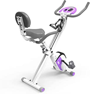Foldable Exercise Bike Home Magnetic Control Ultra-Quiet Spinning Bike Indoor Sports Fitness Equipment Hot in Many Countries