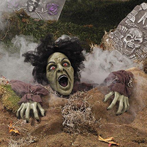 best scary graveyard outdoor halloween decorations halloween oracle - Graveyard Halloween Decorations