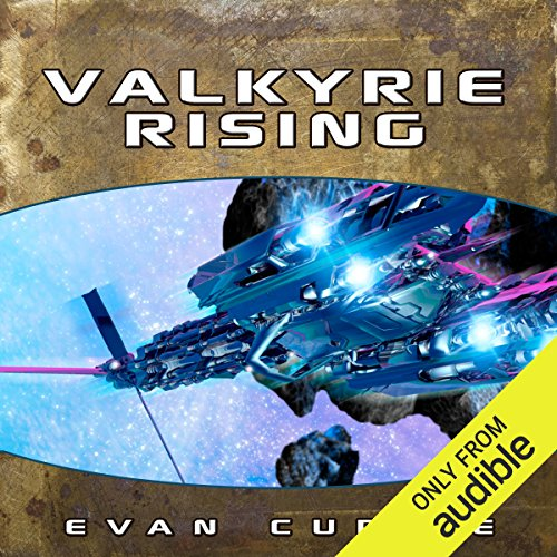Valkyrie Rising cover art