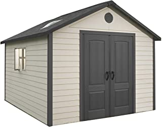 Lifetime 6415 Outdoor Storage Shed, 11 by 13.5 Feet