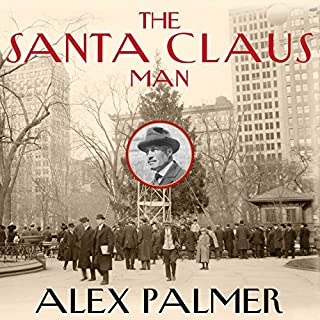 The Santa Claus Man cover art