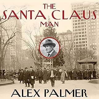 The Santa Claus Man audiobook cover art