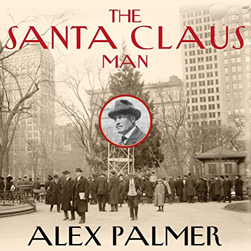 The Santa Claus Man audiobook cover art