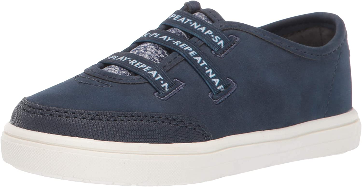 Carter's Kids Boy's Bands Casual New color Challenge the lowest price Slip-On Sneaker