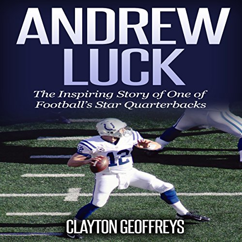 Andrew Luck audiobook cover art
