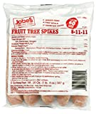 Jobe's 02012 Fruit & Citrus Fertilizer Spikes, 5 Bag, Red