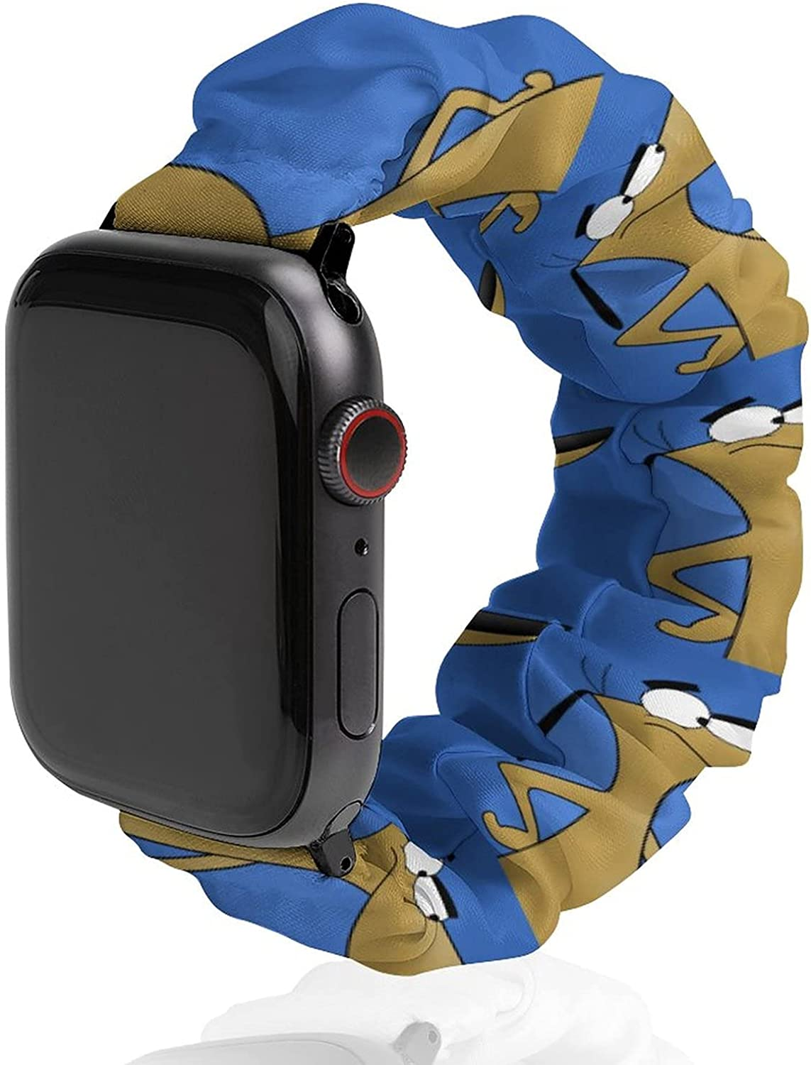 2 Stupid Dogs All items in the store Watchband for Apple Boys Watch Cute Popular shop is the lowest price challenge No Wris Buckle