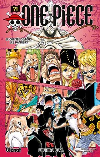 One Piece - Édition originale - Tome 71: Le Colisée de tous les dangers