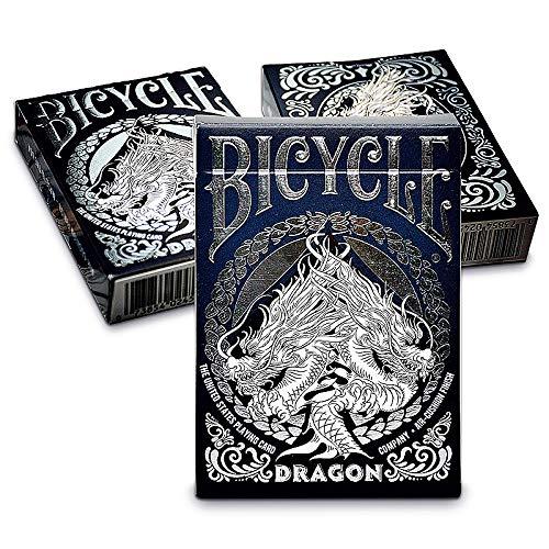 Tavoloverde Carte a Gioco Bicycle - Dragon
