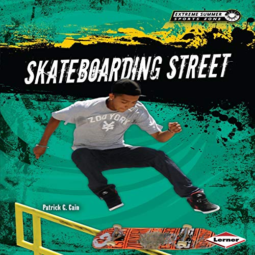 Skateboarding Street cover art
