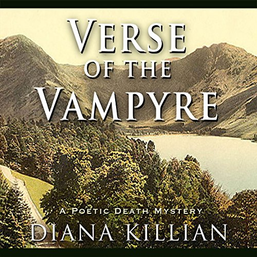 Verse of the Vampyre audiobook cover art