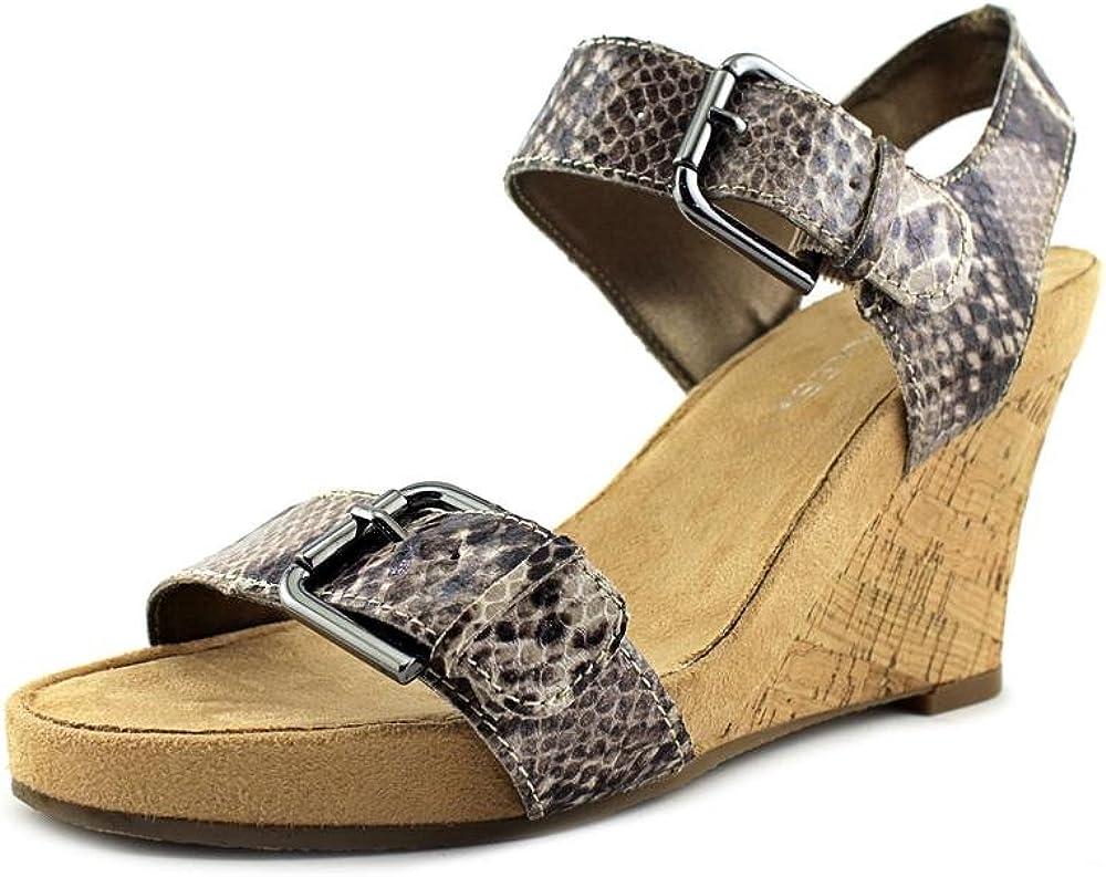 Aerosoles Complete Free Shipping Women's Mega Ranking TOP12 Wedge Plush Sandal