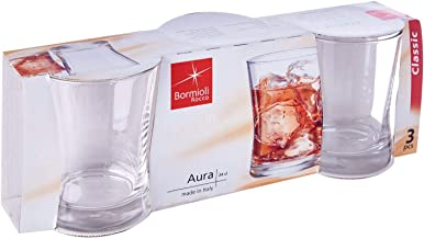 Bormioli Rocco Aura Wine Tumbler 24Cl (3Pc)