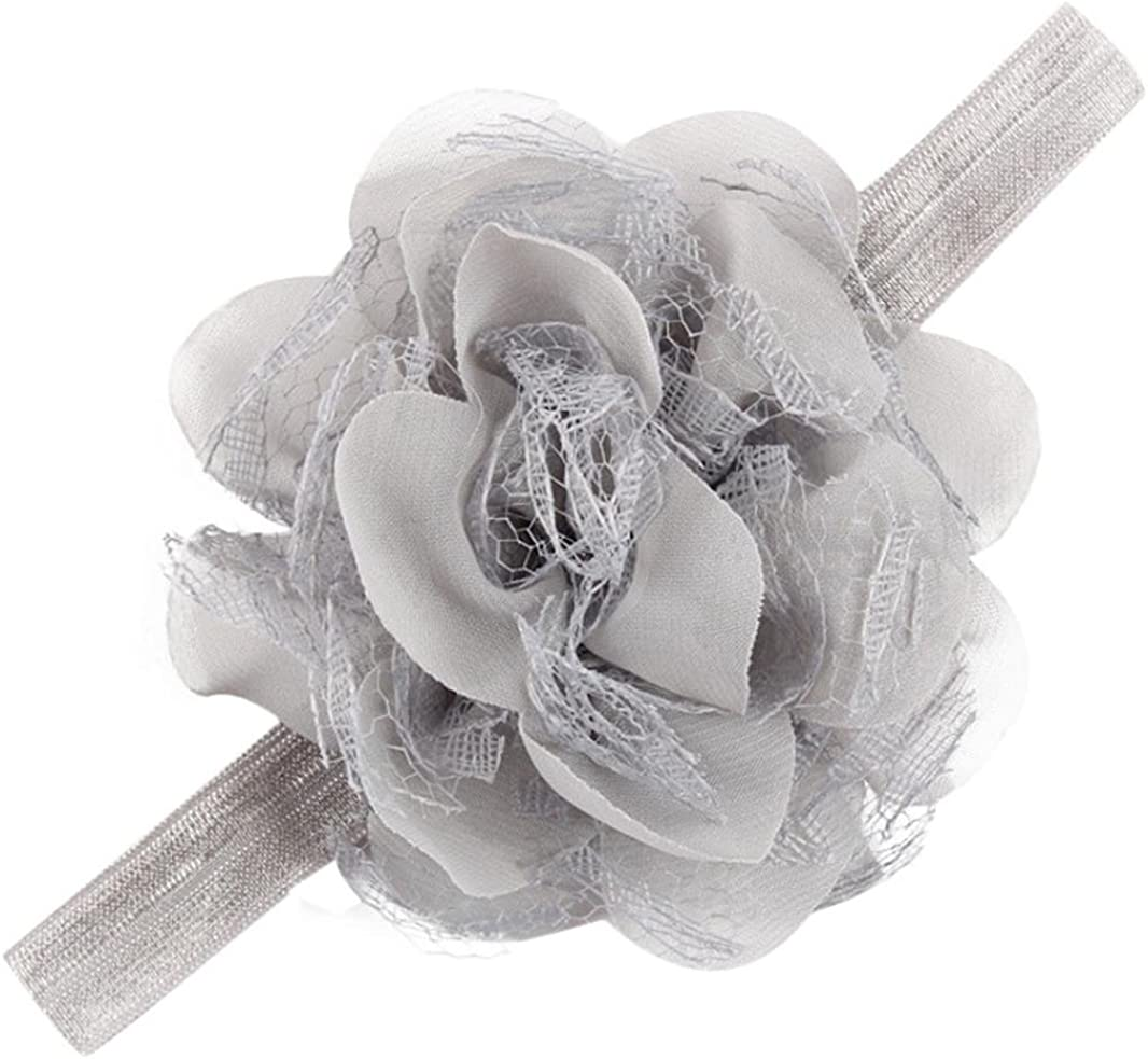 LNGRY Baby Girls Infant Flower Head accessories Photography Daily bargain Baltimore Mall sale Hair
