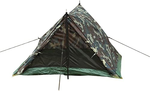 Rougehco Camouflage 2-Man Trail Tent