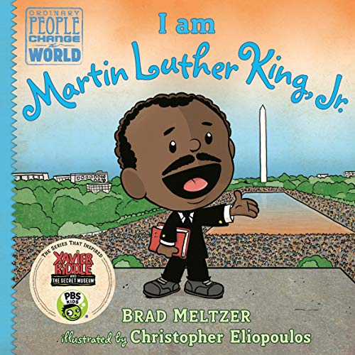 I Am Martin Luther King, Jr. audiobook cover art