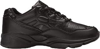Propet Men Stability Walker Sneaker, Black, 17 D US