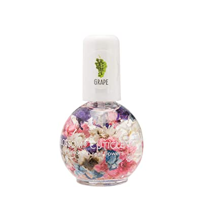 Blossom Scented Cuticle Oil infused with REAL flowers