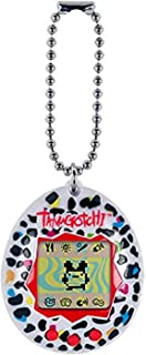 Bandai 42808 Tamagotchi Original–Leopard-Feed, Care, Nurture, with Chain for on The go Play-Electronic Pets, Multicoloured