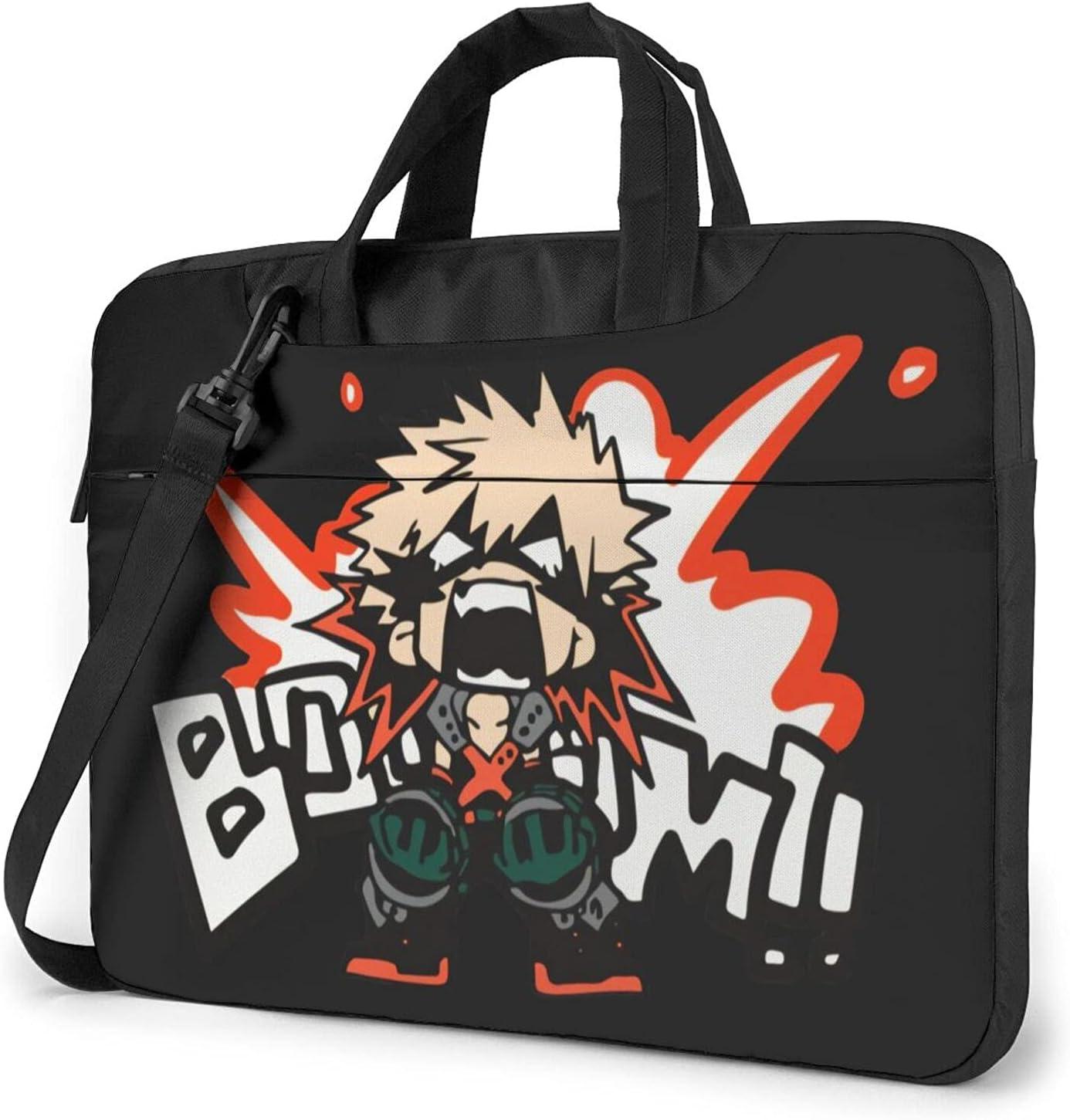 ECHOECVFG My Hero Academia Katsuki Laptop Bakugo Discount is also underway 14 13 inch Max 85% OFF