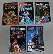 Anne McCaffrey Box Set of 5: The Rowan; Damia; Damia's Children; the Tower and the Hive; Get Off the Unicorn (short works ...