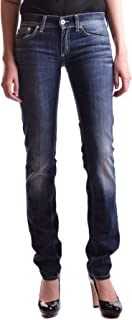 Luxury Fashion Mujer MCBI17736 Azul Jeans | Temporada Outlet