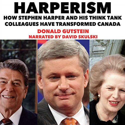 Harperism audiobook cover art