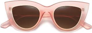 SOJOS Lunettes de Soleil de Œil de chat Fashion Classique pour Femme SJ2939