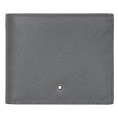 Montblanc Fine Stationery - Portamonete per notebook, colore: Blu