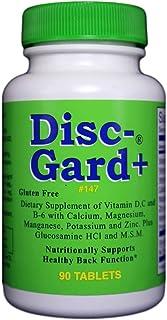 Disc Gard+ Formula 147, 90 Tablets