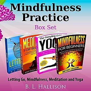 Mindfulness Practice Box Set audiobook cover art