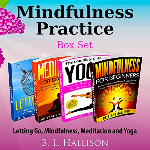 Mindfulness Practice Box Set audiobook cover art
