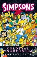 Simpsons Comics - Colossal Compendium 5