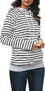 Best striped hoodie womens Reviews
