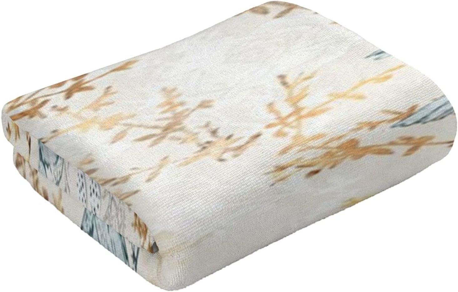 Sale favorite Towels Hand Washcloths 27.5x12 Polyester Fingert Inch