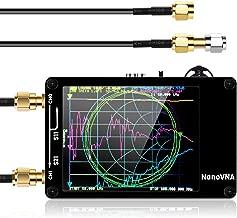 NanoVNA 50KHz-900MHz Vector Network Analyzer Kit MF HF VHF UHF Antenna Analyzer
