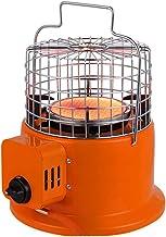 GXFC Calefactor de Gas GLP Radiante, Estufa de cocción multifunción, Portátil Exterior Cámping Pesca en Hielo, Calefacción por Infrarrojo en Espacio Interior