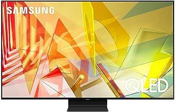 SAMSUNG 55-inch Class QLED Q90T Series - 4K UHD Direct Full Array 16X Quantum HDR 12X Smart TV with Alexa Built-in (QN55Q9...